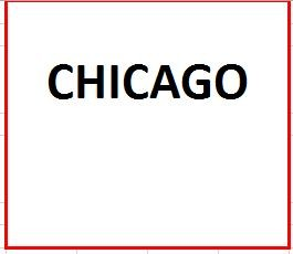 Chicago with two shows (Single Occupancy) on July 24-26, 2019