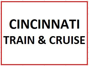 Cincinnati Dinner Train and Cruise (Single Occupancy) on April 6-7, 2018