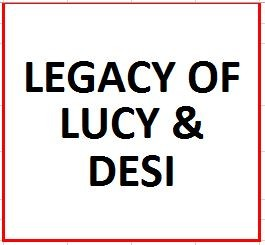 Legacy of Lucy & Desi on July 8, 2017