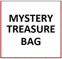 Mystery Treasure Bag on October 2, 2018