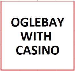 Oglebay Lights W/Casino on December 8, 2018