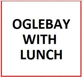 Oglebay Lights W/Lunch on November 26, 2019