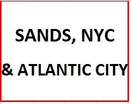 NYC & Atlantic City (Double Occupancy) on July 22-25, 2019
