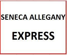 Seneca Allegany Express on September 5, 2017