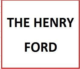 The Henry Ford on August 12, 2017