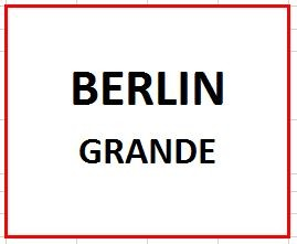 Berlin Grande 2 Show Tour ($100 Deposit) on September 13-14, 2018