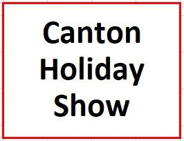Canton Holiday Show on November 14, 2020