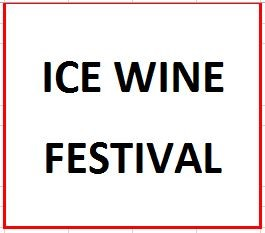Icewine Festival on January 20, 2018