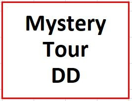 Mystery Tour DD on September 5, 2019