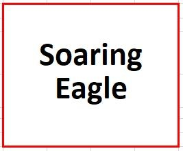 Soaring Eagle (Double Occupancy) on April 14-15, 2020